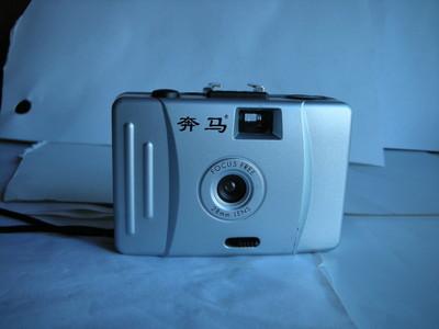 极新奔马牌袖珍小相机,28mm广角镜头,收藏使用