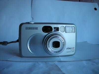 很新三星FINO80便携自动对焦相机