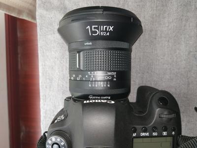Irix 15mm f/2.4 佳能口 萤火虫版