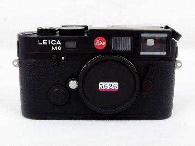 华瑞摄影器材-徕卡Leica M6黑色大盘