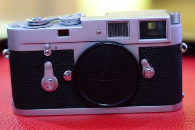 徕卡M2 旁轴相机胶卷相机胶片机 好成色