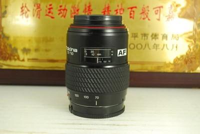 95新 a口 图丽 70-210 F4-5.6 AF SD 单反镜头 长焦 户外人像
