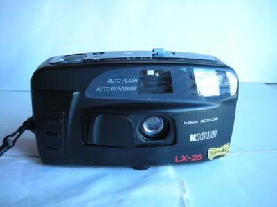 很新理光25袖珍相机,收藏