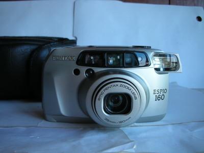 很新宾得160经典袖珍相机,收藏使用