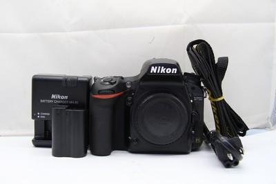 95新二手Nikon尼康 D750 单机 快门24830次(SZ00887)深