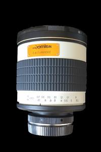 【Walimex 体积小 焦距大】威摄500毫米f6.3DX折返长焦镜头
