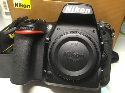 尼康全画幅D750,国行箱说全,98新,送配件,还有镜头等出售