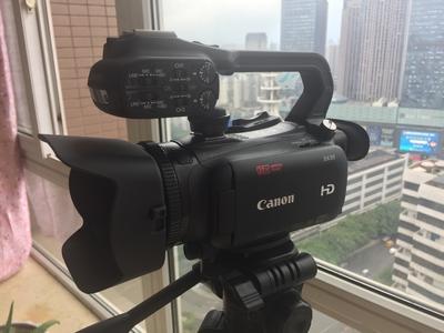 出台佳能xa30高清摄像机~基本全新