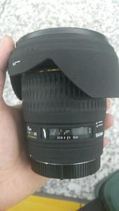 适马 20mm f/1.8 EX DG ASPERICAL RF(佳能卡口)