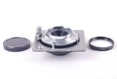 Topcor P.W 65/5.6连Seikosha-SLV镜头板送滤镜jp20332