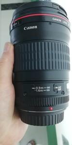 出一支成色非常不错的佳能 EF 135mm f/2L USM