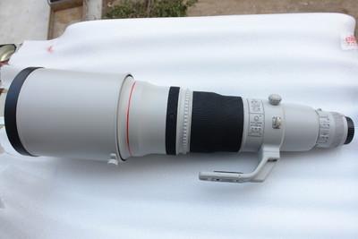 佳能 EF 600mm f/4L IS II USM  98新 佳能600 F4 原装正品
