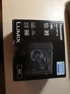 松下 徕卡镜头 zs110  10x光学变焦 4k 到手10天 快门不超过50