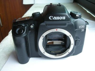 很新佳能EOS33经典单反相机,收藏使用