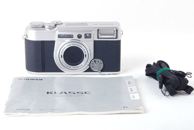Fujifilm富士Klasse W银色带28/2.8广角旁轴相机带jp20327