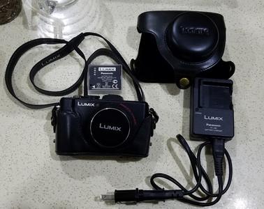 松下 LX-5