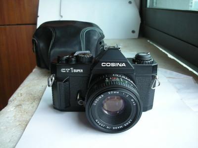 很新日本原产确善能CT--1超级2000机械快门相机带50mmf2镜头