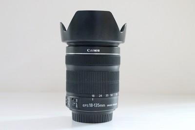 96新二手 Canon佳能 18-135/3.5-5.6 IS STM回收 010278成