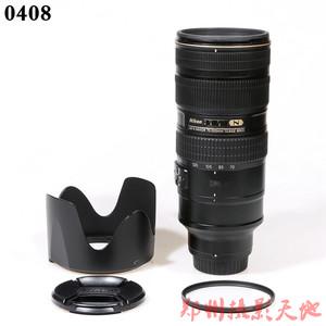 尼康 AF-S 尼克尔 70-200mm f/2.8G ED VR II 单反镜头 0408