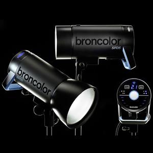 布朗 Broncolor siros 司诺 斯诺 800s 3灯套装  行货