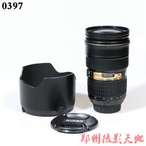 尼康 AF-S Nikkor 24-70mm f/2.8G ED 单反镜头 0397