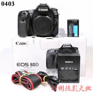 佳能 80D 单反相机 0403
