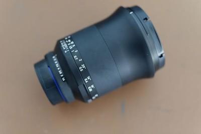 蔡司milvus 25mm 1.4尼康口镜头加BW UV镜