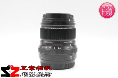 Fujifilm/富士 XF 50mm f 2 微单相机镜头 50/2 成色极新 50/2
