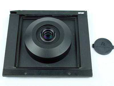 仙娜用 SINAR Rodenstock sironar 80mm F4 镜头