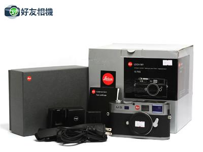 徕卡/Leica M9数码旁轴相机 钢灰色 CCD已换 快门数7339