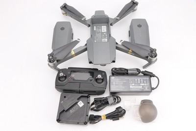 90新二手DJI大疆 御 Mavic Pro 可折叠4K航拍无人机回收 1R01Z9津