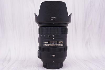 95新 尼康 AF-S DX 18-200mm f/3.5-5.6G ED VR II镜头18-200