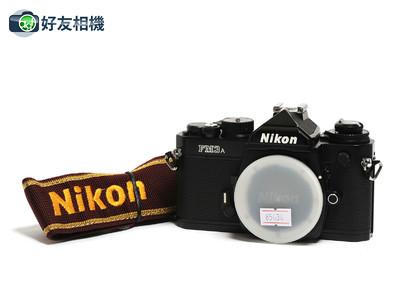 尼康/Nikon FM3A 胶卷单反相机 黑色
