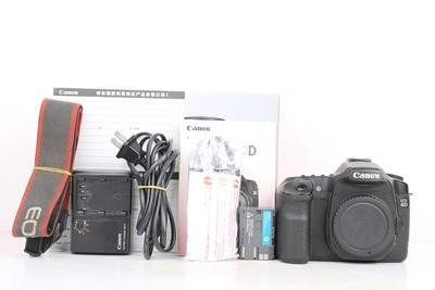 94新二手 Canon佳能 40D 单机 入门单反相机 回收731632京