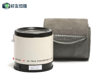 美能达/Minolta AF 2x APO II 增距鏡 第二代 *如新*