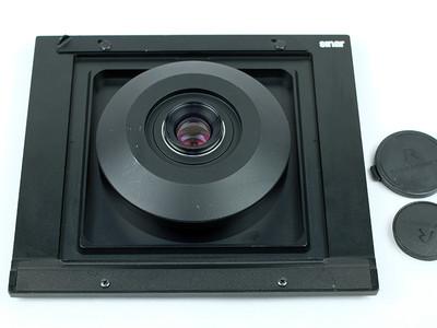 仙娜用 SINAR Rodenstock sironar 60mm F4 镜头