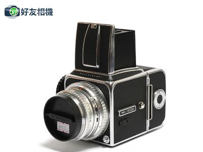 哈苏/Hasselblad 500C相机 连C 80mm F/2.8镜头, C12背 *美品*