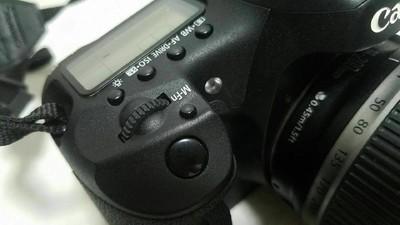 佳能 7D加18200镜头