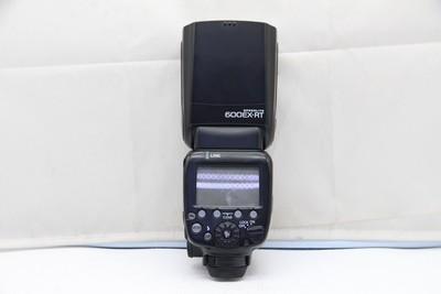 94新二手Canon佳能 600EX-RT 一代机顶闪光灯 回收107177深