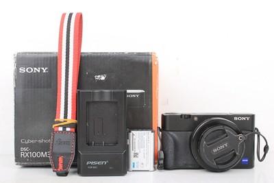 93新二手 Sony索尼 RX100 III 黑卡三代 高价回收001726京