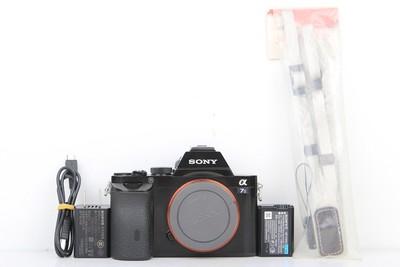 92新二手 Sony索尼 A7S 单机 微单相机高价回收 072358京