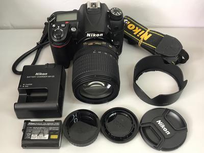 尼康单反数码D7000+18-105VR防抖镜头套机【福润相机实体店】
