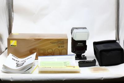 【情迷海印店】【全包装 如新】尼康 SB-800 (NO:7610)