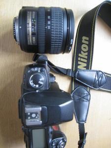 尼康 NIKON F80D 日本进口,珍品,绝版买到赚大了