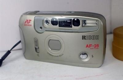 理光(RICOH  AF 28)自动胶片机 【128元】