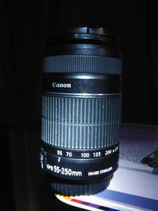 佳能 EF-S 55-250mm f/4-5.6 IS II
