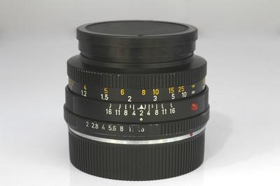 【标准定焦镜头】徕卡R50/2(NO:3058)