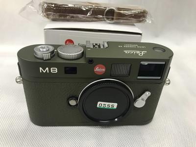 Leica/徕卡 M8.2 Safari 狩猎版(军绿)旁轴数码相机限量版
