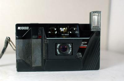 理光AF-55自动胶片照相机【76元】