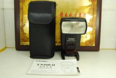 99新 索尼单反口 永诺 YN560-II 闪光灯 外置机顶灯 TTL自动 二代